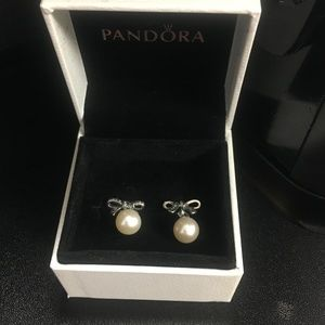 df4087472 Pandora Jewelry | Delicate Sentiments Drop Earrings | Poshmark